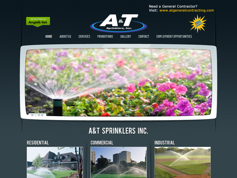 A&T Sprinklers