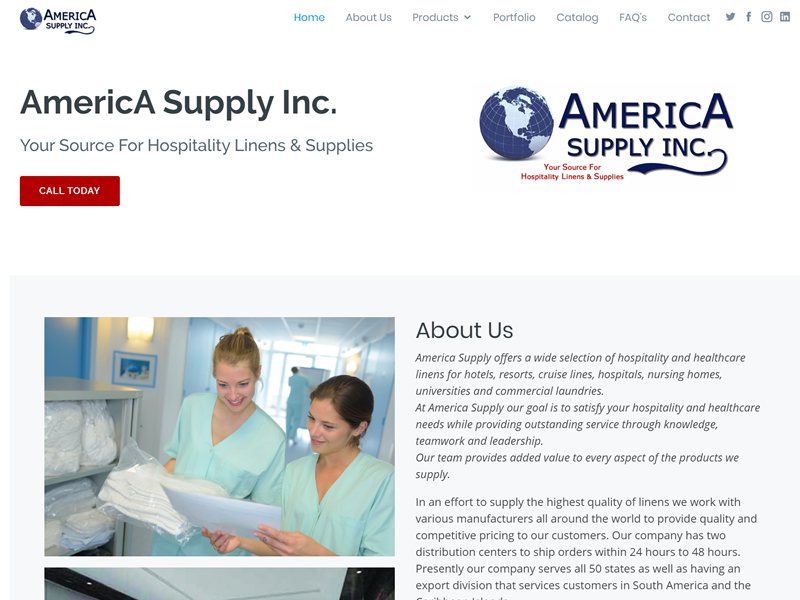 America Supply Inc